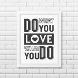 Quote typographical Background in realistic square Stock Photos