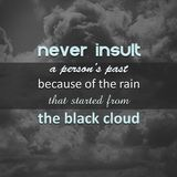 Quotes motivational and inspiring poster cloud. Quotes motivational and inspiring poster for you social media post and many more royalty free stock photo
