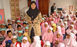 Quran Στοκ Φωτογραφίες