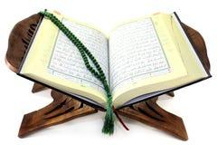 Quran royalty-vrije stock fotografie