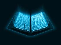 Quran Kareem den sakrala boken av islam gl?dande arabisk text med ljusa str?lar vektorillustration f?r stil 3d stock illustrationer