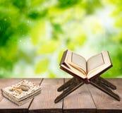 Quran Kareem Stock Photo