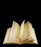 Quran santo Immagini Stock