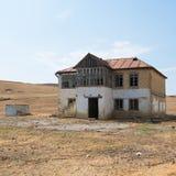 Qurbanci-Dorf Stockfotos