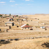 Qurbanci Village Royalty Free Stock Photos