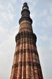 Qutab Minar Fotografia Stock