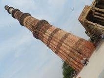 Qutab minar Imagen de archivo