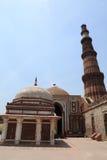 Qutab Minar in New Dehli India Royalty Free Stock Image