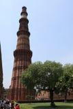 Qutab Minar in New Dehli India Stock Images