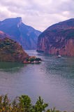 Qutang Gorge in the Three Gorges Royalty Free Stock Images