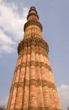 qutb delhi minar Стоковые Изображения RF