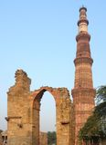 Qutb Minar Royalty Free Stock Photography
