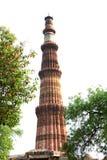 Qutb Minar Fotografia Stock