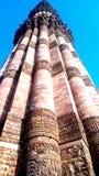 Qutb Minar Fotografia de Stock