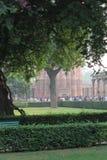 Qutb Minar Complex in Mehrauli, New Delhi, India royalty-vrije stock afbeeldingen