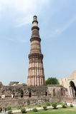 Qutb Minar, Delhi Imagen de archivo