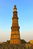 Qutb Minar, Delhi, the worlds Royalty Free Stock Images