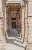 Qutb Minar, Deli Imagens de Stock
