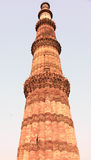 Qutb minar royalty free stock images