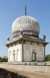Qutb Shahi Mausoleum Royalty Free Stock Photo