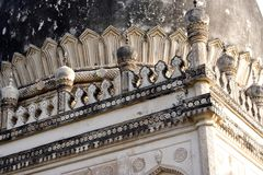 Qutb Shahi Tombs Stock Image