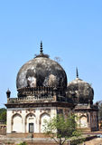 Qutb Shahi Tombs, hyderabad Royalty Free Stock Image
