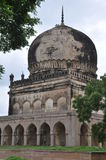 Qutb Shahi Tombs in Hyderabad Royalty Free Stock Image