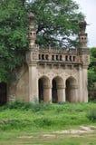 Qutb Shahi Tombs in Hyderabad Stock Image