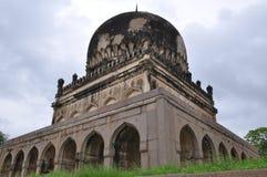 Qutb Shahi Tombs in Hyderabad. India Stock Photography
