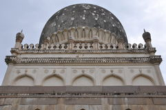 Qutb Shahi Tombs in Hyderabad Stock Images