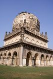 Qutb Shahi Tombs in Hyderabad Stock Photos