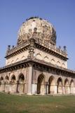 Qutb Shahi Tombs in Hyderabad Stock Photos