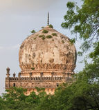 Qutb Shahi Tombs in Hyderabad, India Royalty Free Stock Photo