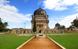 Qutbshahi tomb Royalty Free Stock Image
