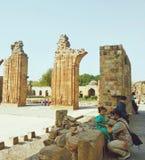 Qutub Minar fotografia stock
