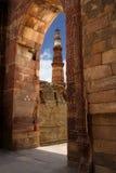 Qutub Minar stock images