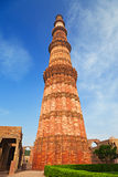 Qutub Minar Стоковая Фотография RF