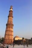 Qutub Minar Fotografia de Stock