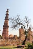 Qutub Minar Lizenzfreie Stockbilder