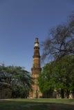 Qutub Minar Immagini Stock
