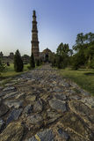 Qutub Minar Image libre de droits