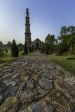 Qutub Minar Immagine Stock Libera da Diritti