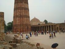 Qutub Minar Stockfoto