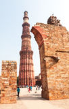Qutub Minar Royalty Free Stock Photos