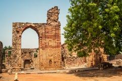 Qutub Minar Complex Stock Image