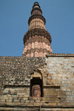 Qutub Minar, Deli, India Fotos de Stock