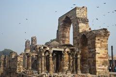 Qutub Minar, Neu-Delhi, Indien Lizenzfreie Stockbilder
