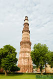 Qutub Minar, New Delhi Royalty-vrije Stock Fotografie