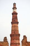Qutub Minar, New Delhi, India Royalty Free Stock Images