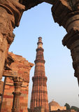 Qutub Minar, New Delhi, India Stock Images